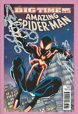 Amazing Spider-Man #650 1st black STEALTH SUIT  Far From Home HiGh GrAdE comic