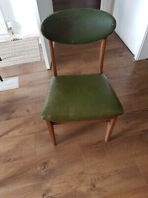 Vintage Retro Danish Style Teak G Plan Era Dining Chair