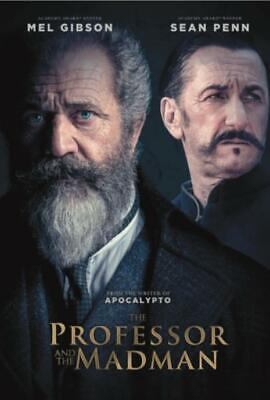 The Professor and the Madman (2019), DVD