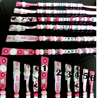 Personalised Girls Dummy Clips 💗💗💗💗💗