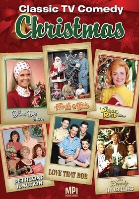 Mpi Home Video D7124D Classic Tv Comedy Christmas Collection (Dvd/6 Classics)
