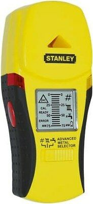 Stanley 0-77-445 Metal Detector, LCD display