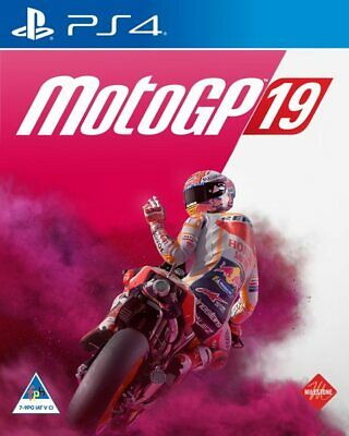 MOTOGP 19 [PS4] (Digital Game) Sec Read Description ⬇⬇⬇