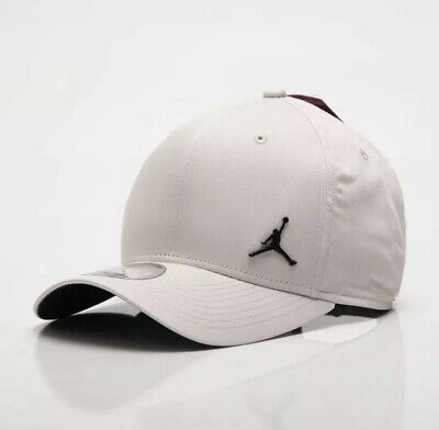Nike Air Jordan Metal Jumpman Classic 99 Baseball Cap New With Tags 899675 072