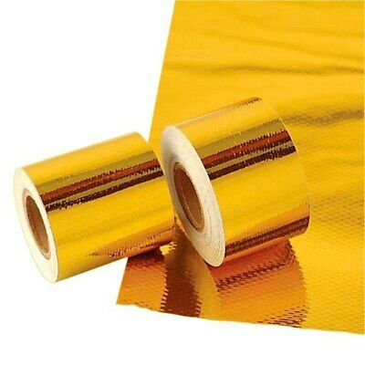 Design Engineering Reflect-A-Gold Heat Reflective Tape Sheet