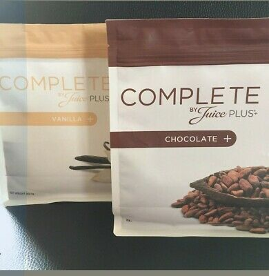 NEW Juice Plus Shake Pouch - FAST DELIVERY PLUS DETOX AND ACCESS TO GROUPS