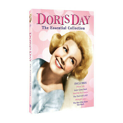Doris Day: The Essential Collection DVD Boxed Set - Region 1 (US & Canada)
