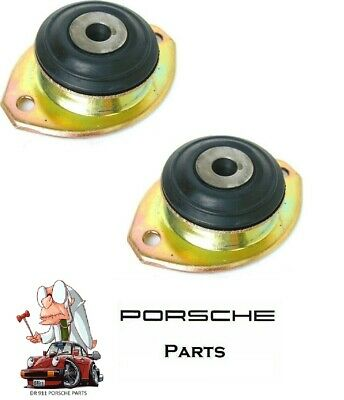 PORSCHE 911 930 912 HEAVY DUTY ENGINE MOTOR MOUNTS CLUB SPORT 91137504307 SET 2