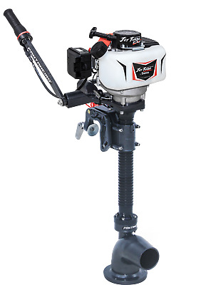OUTBOARD MOTOR FOR Kayak Jet Turbo 3 0 hp 2 stroke - Air Cooled