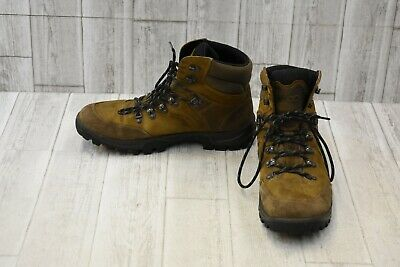 901aefaf233 ECCO XPEDITION III Mid GTX Oiled Nubuck Leather Boot Shoes US 9- 9.5 ...