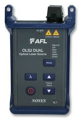 *NEW* OLS2-Dual Laser Source with Wave ID AFL Noyes