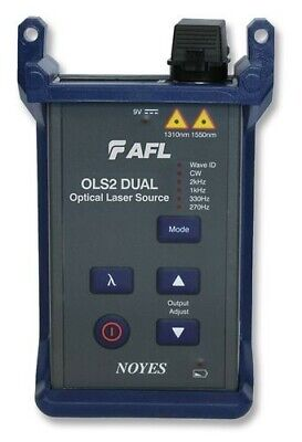 OLS2-Dual Laser Source with Wave ID AFL Noyes