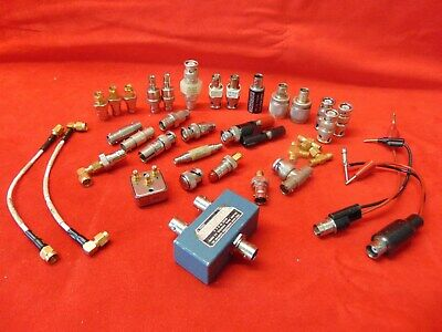 Tektronix 017-044 50 Ohm 1W Attenuator with General Radio Type 874 Connectors