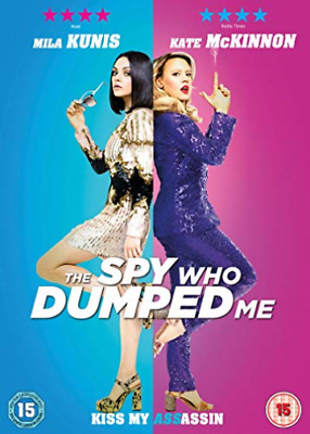 Spy Who Dumped Me The DVD NEW