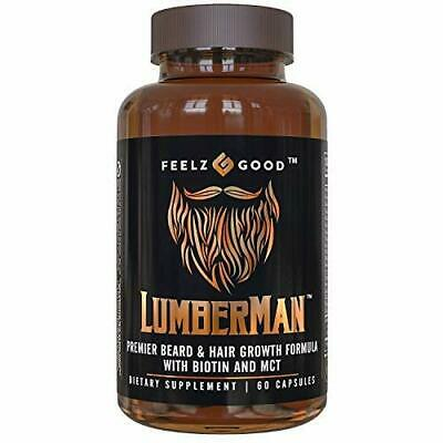 BEST Beard & Hair Growth Formula Strong Healthy Hair Proprietary GROW YOUR BEARD