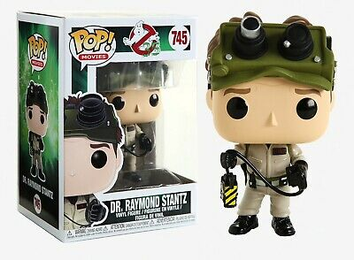 Funko Pop Movies: Ghostbusters™ - Dr. Raymond Stantz Vinyl Figure Item #39336