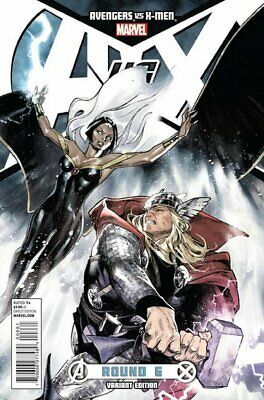 Avengers vs X-Men (2012 Ltd ) #6 Presque Neuf (NM) 1 en 25 Variante Marvel