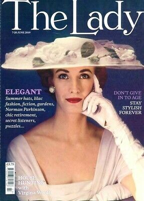 THE LADY MAGAZINE 7th - 20th JUNE 2019 ~ NEW ~