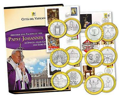 Farewell and Successor by Papst Johannes Paul II