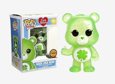 Funko Pop Animation: Care Bears - Good Luck Bear Chase Limited Edition #26695