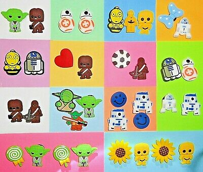 Shoe Charms Shoe Buttons Clog Accessories Shoe Decorations starwars