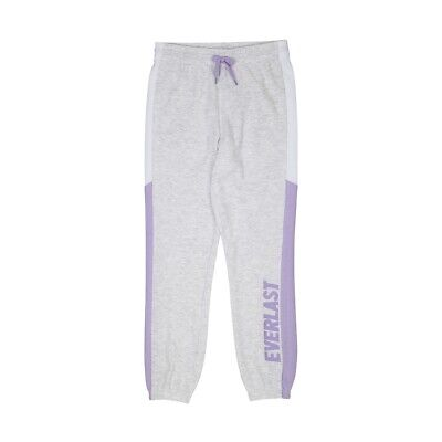 Brand New Perfect Condition Girls Purple And Grey Everlast Active Pants sz16