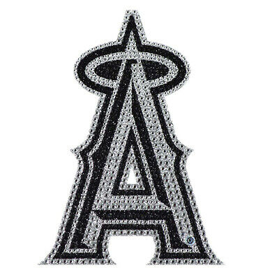 "Los Angeles Angels of Anaheim Bling Auto Emblem 6.25"" x 6.25"""