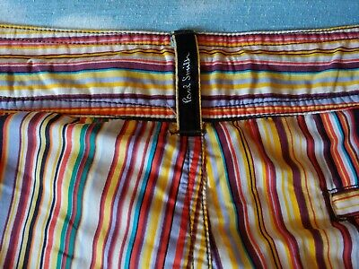SHORT sea man PAUL SMITH made in Italy TG M  RARE
