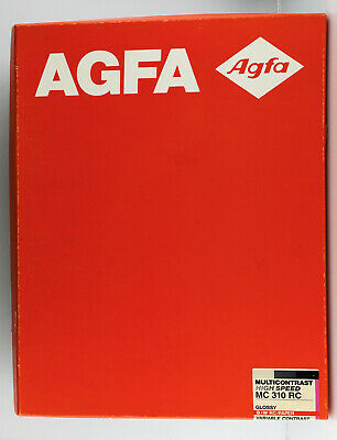 Agfa Multicontrast Photographic Paper 12 x 16 inch