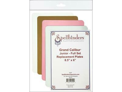 Spellbinders Sbngc.11 Sbngc 11 Grand Calibur Replace Plates Junior