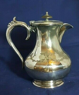 Beautiful Vintage Silver Plated Jug (Height - 17 cm)