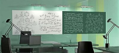 Whiteboard Message Board with adhesive Instant Whiteboards