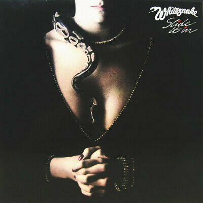 Whitesnake: Slide It In Love Ain't No Stranger, Slow An Easy oop target