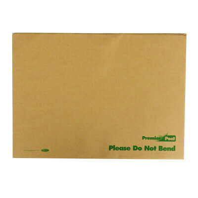 "Premier Post ""Do Not Bend"" Board - Size 165 x 215mm or 230 x 315mm - 20 or 25 Pk"