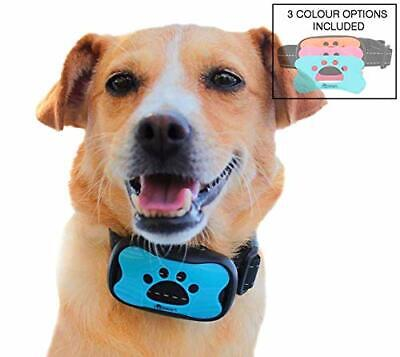 Dog Anti Bark Collar Stop Excessive Barking Adjustable Training Device No Shock