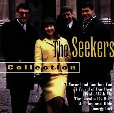 Seekers - Collection - Seekers CD JLVG The Cheap Fast Free Post