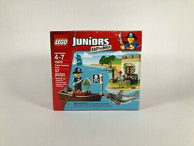 Lego Studios #1411 Pirates Treasure Hunt Sealed Poly Bags Quaker Oats Promo
