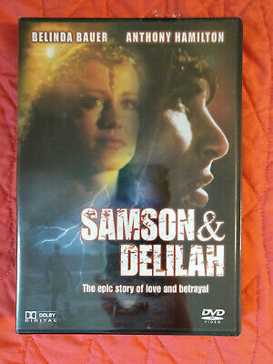 NEW!!! UNOPENED!!! Samson & Delilah DVD (OUT OF PRINT) ~ Religious RARE