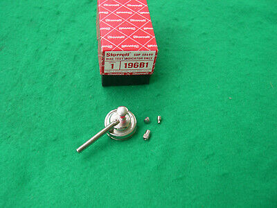 L. S.Starrett #196B1 Jeweled Indicator With 4 Buttons (Never Used)
