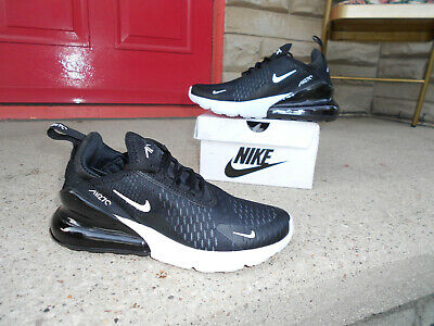 e586bed3fc New Nike AirMax 270 Black White Womens Sz 8 Lifestyle Shoes Fast shipping!