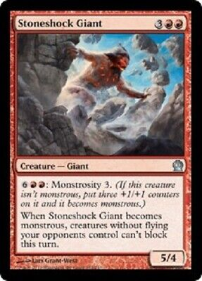 EX Dragon Mantle x4 - Theros MTG Common