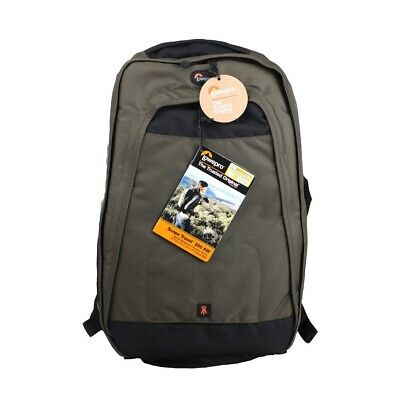 Lowepro Scope Travel 200 AW telescope backpack SLR camera bag with rain cover