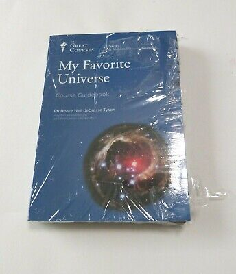 Teaching Co Great Courses  DVDs  MY FAVORITE UNIVERSE     'New, Read'