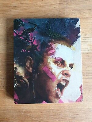 RAGE 2 Steelbook Xbox One PS4 PC