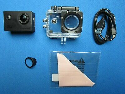 TURNIGY ACTION CAMERA FULL HD WiFi 1080p VIDEO ACTIONCAM WATERPROOF CASE SJ4000