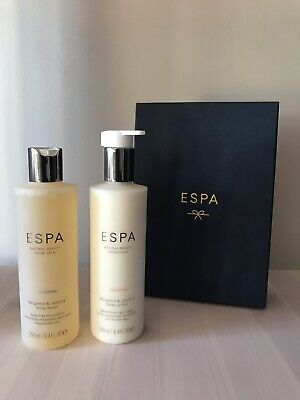 ESPA - Bergamot & Jasmine - Shower & Hydrate Gift Set - Worth £40 - BRAND NEW