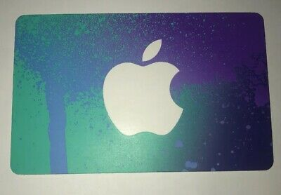 $20 Apple iTunes Gift Card
