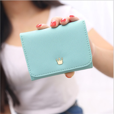 Fashion Ladies Small Coin Wallet Womens Purse Card Holder Pouch Mini Bag S3