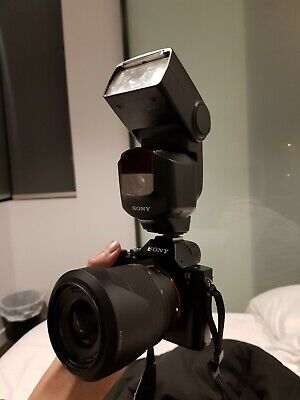 Sony HVL F43M Shoe Mount Flash for For Sony A7 series (rrp $500+)