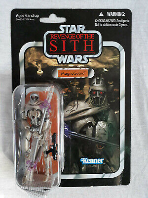 STAR WARS The Vintage Collection 2010 REVENGE OF THE SITH VC18 MagnaGuard RARE!!